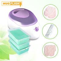Pure 4l Paraffin Wax Heater Spa Bath+brush+booties+mitts+bag+450gx3 Tea Tree