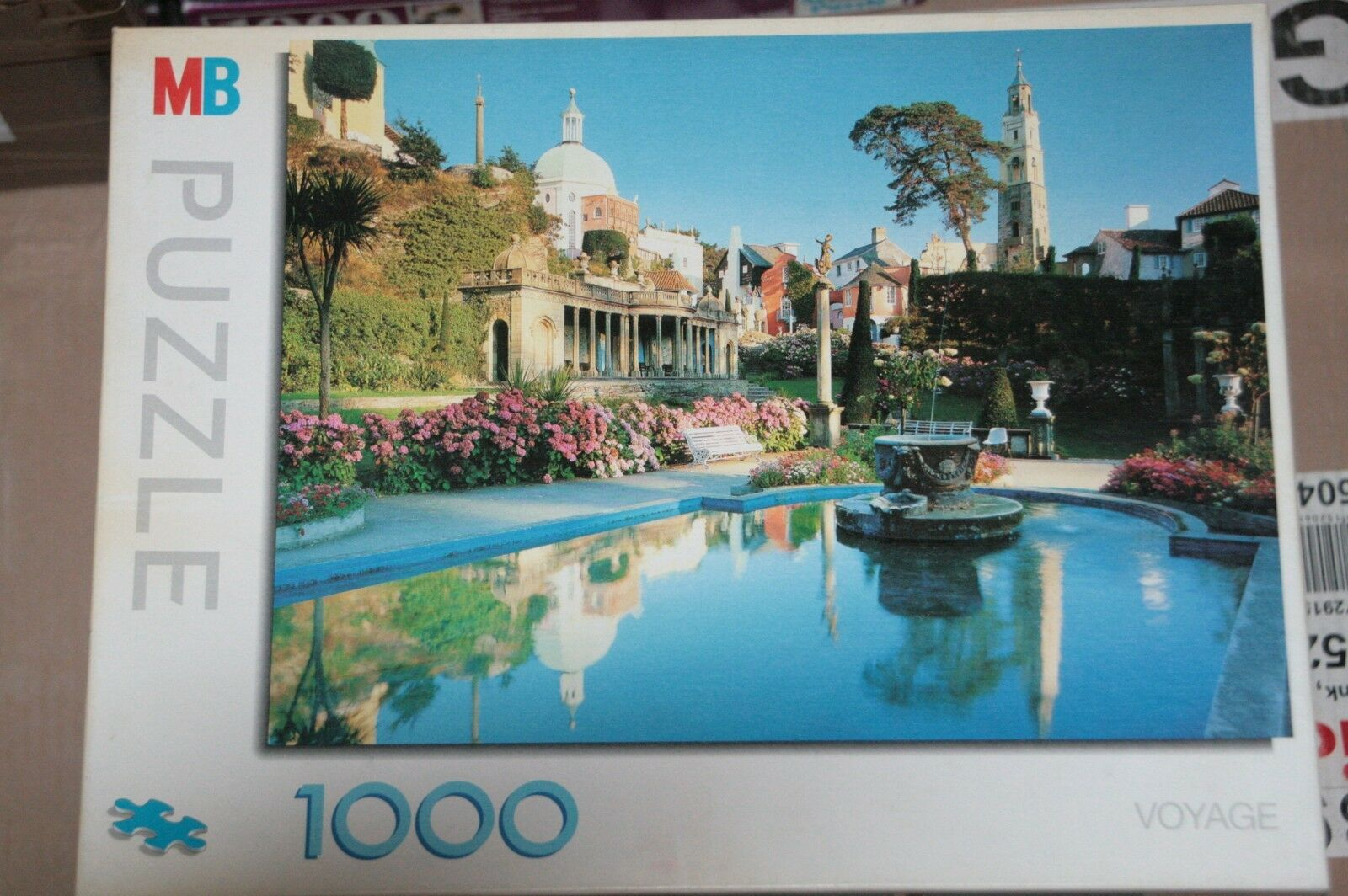 Puzzle 1000 Teile  P MB TOP