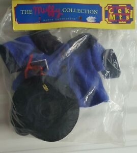 THE MUFFY COLLECTION Vanderbear NIP The Grand Tour Outfit w/ hat shoes 1993