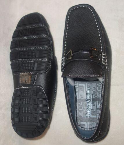 New Uomo Black Sz Couture Mocassini 5 Collection On 7 Slip Italian Ferrera Rw8tBqUq