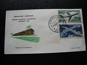 Gabon-Sobre-1er-Dia-4-9-1962-cy82