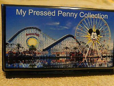 Transformers Elongated Pressed Penny Souvenir Album Book ..