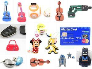 -Cool Birthday Present Novelty USB 2.0 Flash Pen Drive Media Memory Stick Card