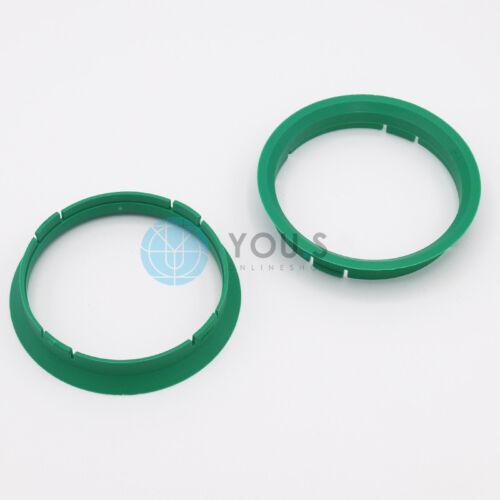 2 x ZENTRIERRINGE DISTANZRING für ALUFELGEN FZ30 74,1-70,3 mm CMS DBV