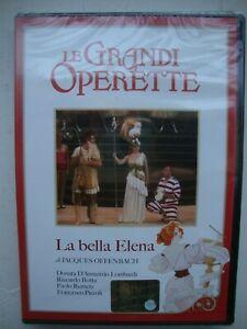 DVD-LE-GRANDI-OPERETTE-LA-BELLA-ELENA-NEW