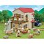 thumbnail 3 - Sylvanian Families SF5302 Red Roof Country Home Brand New
