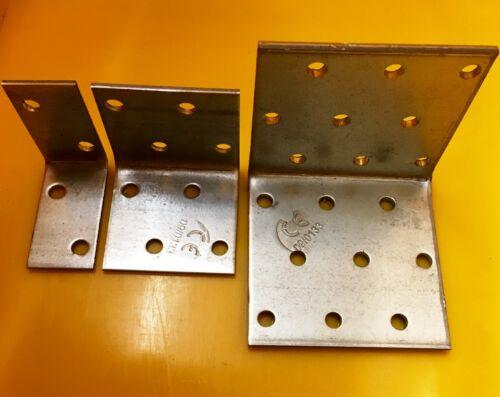 Lochplattenwinkel Winkelverbinder Verbinder Bauwinkel Stahl Winkel Zulassung,LW