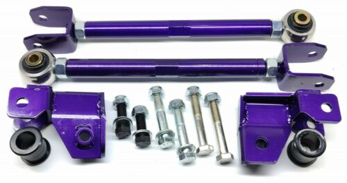 TOG HICAS Delete Kit With Toe Arms for NISSAN S14 S15 200sx Silvia R33 R34