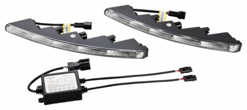 LED ULTRA-SLIM Luce di marcia diurna 12v 10 x SMD LED ns-523hp per Mazda