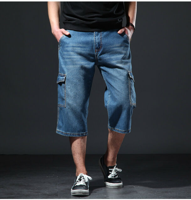 MENS BASIC 5 POCKET JEANS STRAIGHT LEG FIT PREWASHED 100/% COTTON ROGLINS