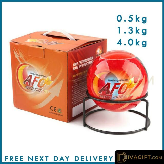 0.5kg Fire Extinguisher Ball Fire Extinguisher Throw Ball Home Fire Extinguisher Fire Extinguisher Ball Easy Throw Stop Fire Loss Tool Safety