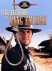 Hang Em High (DVD, 2009, Western Legends)