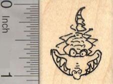 Crocodile Alligator rubber stamp H11517 WM