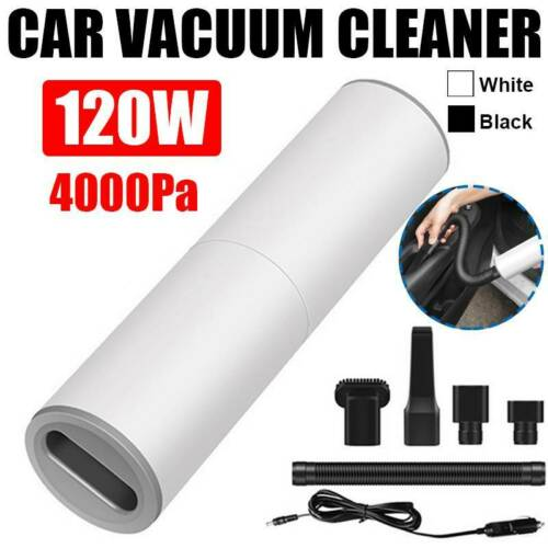 Portable Handheld Vehicle Car Vacuum Cleaner Wet & Dry Super Strong Suction 120W
