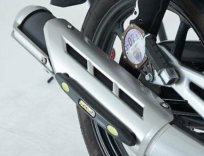 Yamaha YBR125 Exhaust Sliders by R/&G RacingES0006BK