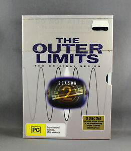 THE-OUTER-LIMITS-SEASON-2-DVD-2005-3-DISC-SET-BRAND-NEW-SEALED