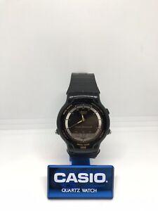 Casio AW 34 Module 304 vintage Ana Digi Alarme Montre  qWAhy