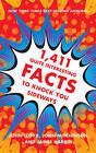 1,411 Quite Interesting Facts to Knock You Sideways by John Mitchinson, John Lloyd, James Harkin (Hardback, 2015)