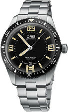 73377074064MB | ORIS DIVER SIXTY-FIVE | BRAND NEW 40 MM AUTOMATIC MEN'S WATCH