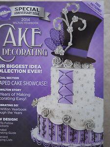 Wilton Yearbook 2014 Cake Decorating Wyb2071 Ebay