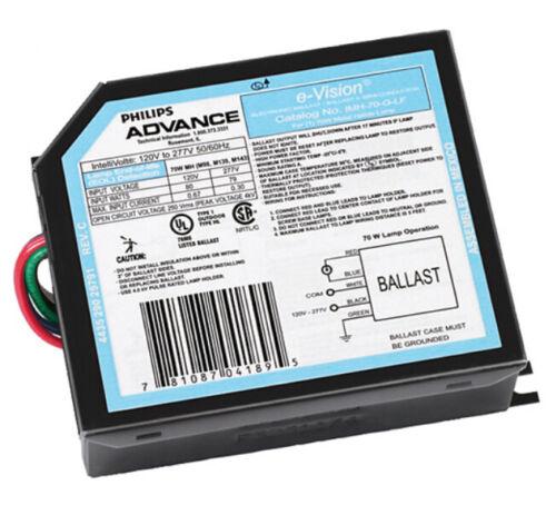 Advance e-Vision IMH-50-G-BLS 50 Watt Electronic Metal Halide Ballast