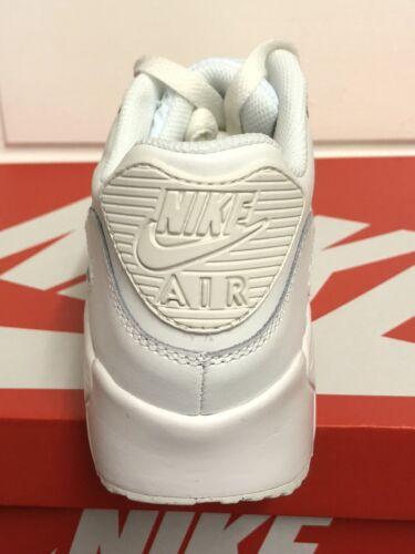 Max 6 Zapatillas 5y 6 90 cuero Nike Zapatillas de Us 39 Uk Eur Air deporte de BIWqpU