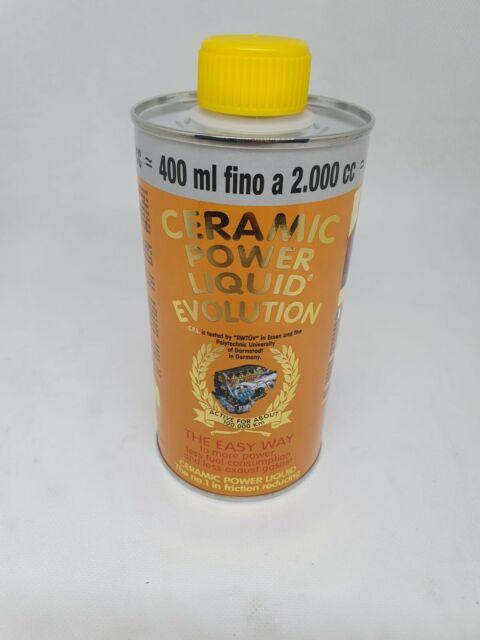 Ceramic power Liquid Evolution (400ml) PER MOTORI FINO 2.000cc
