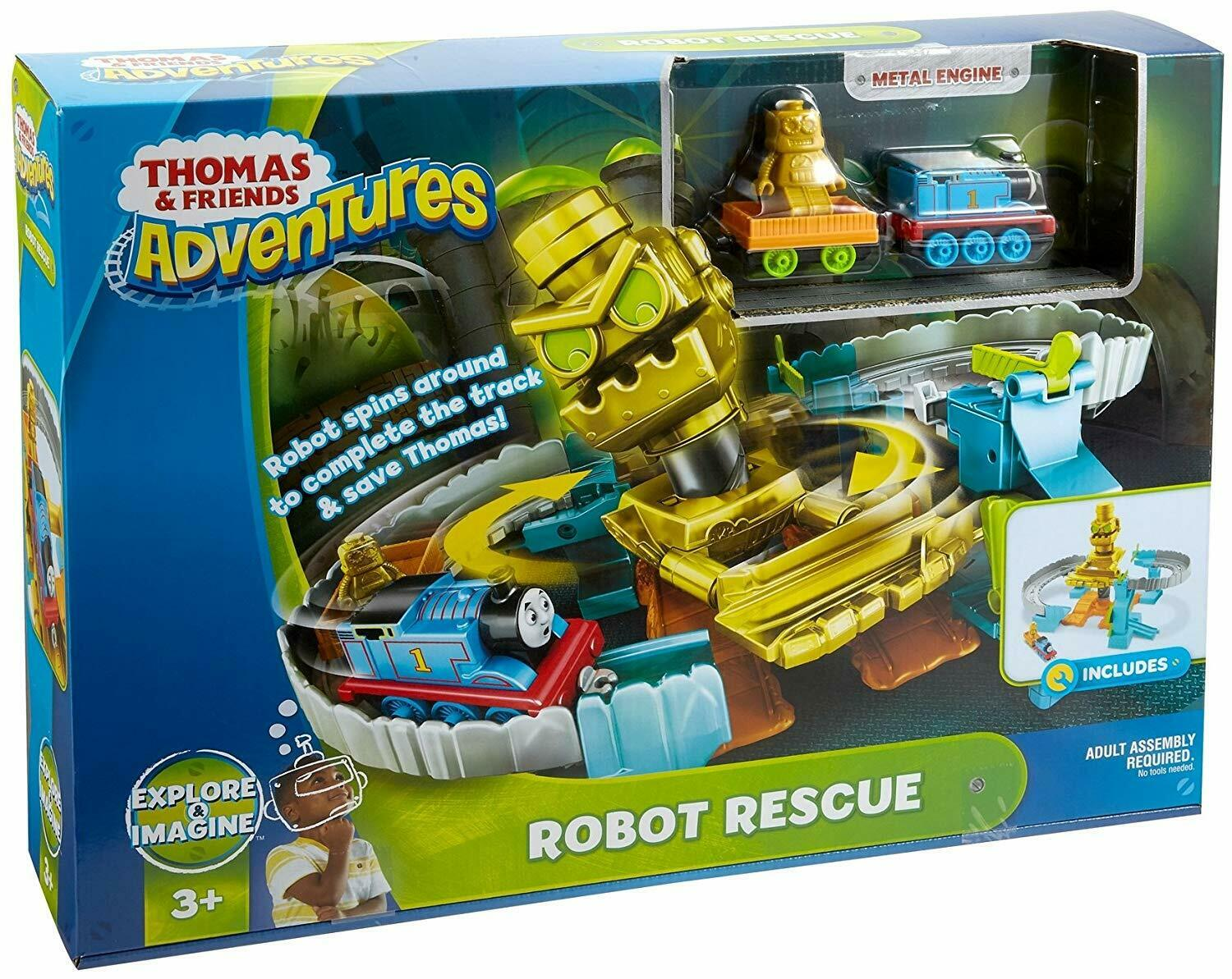 Fisher-Price Thomas & Friends Adventures, Space Robot Set