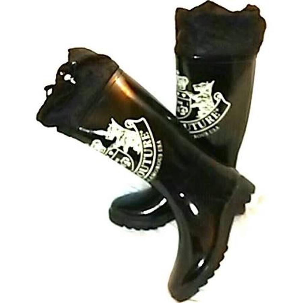 Juicy Couture botas talla 6