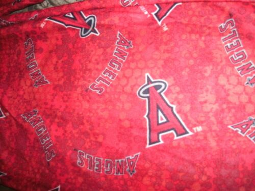 New Boys MLB Angels Pajama Pants Size S 6//7 B58