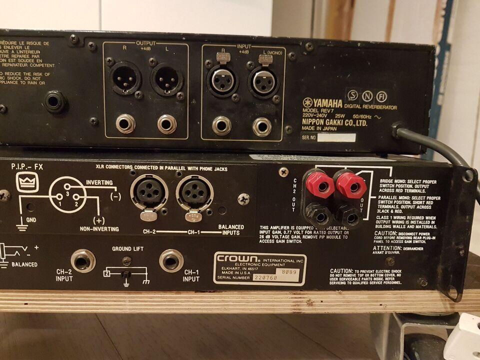 Reverb/delay, Yamaha REV 7