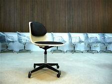 Charles & Ray EAMES Fiberglass ZENITH Task Swivel Chair PSCC-4 HERMAN MILLER 60s