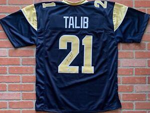 Aqib Talib Los Angeles Rams Game Jersey