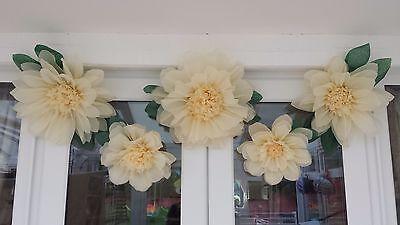 Pompom flower Tissue paper 45cm Wedding Venue Decorations birthday Centerpiece