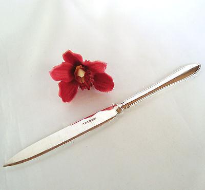 Ausdauernd 1 Primans Obstmesser Silber Auflage Obstbesteck Vorlege Messer Vorleger / Ae 084 Professionelles Design