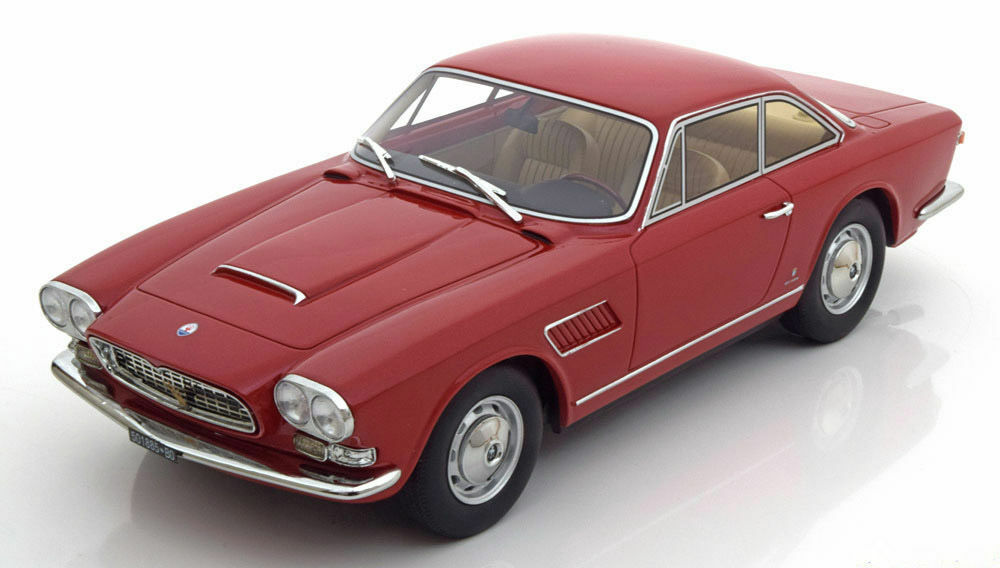Bos 1966 Maserati Sebring 2 Red Metallic 1 18 LE of 1000 New