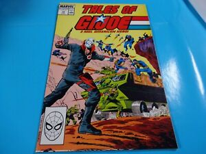 Tales-of-GI-JOE-14-issue-marvel-Comic-book-1st-print