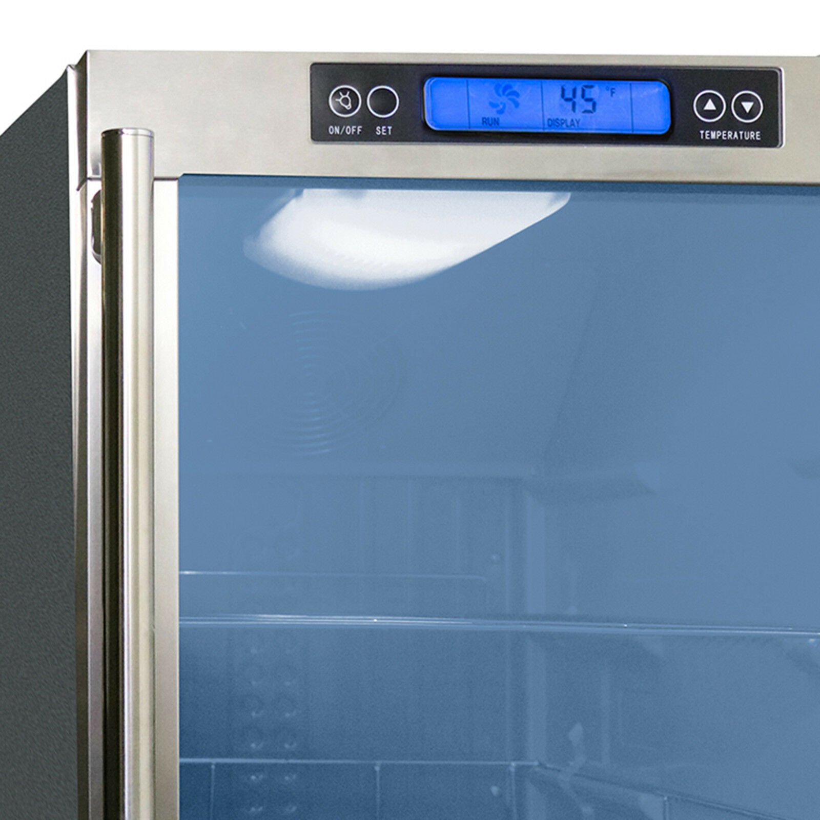 14 5 Built In Undercounter Nsf Beverage Center Refrigerator 3cf Ma Ice Mcbc