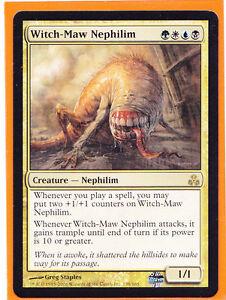 GLINT-EYE NEPHILIM Guildpact MTG Gold Creature — Nephilim RARE