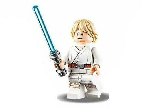 RARE LEGO 75159 Star Wars Luke Skywalker Stormtrooper Figurine