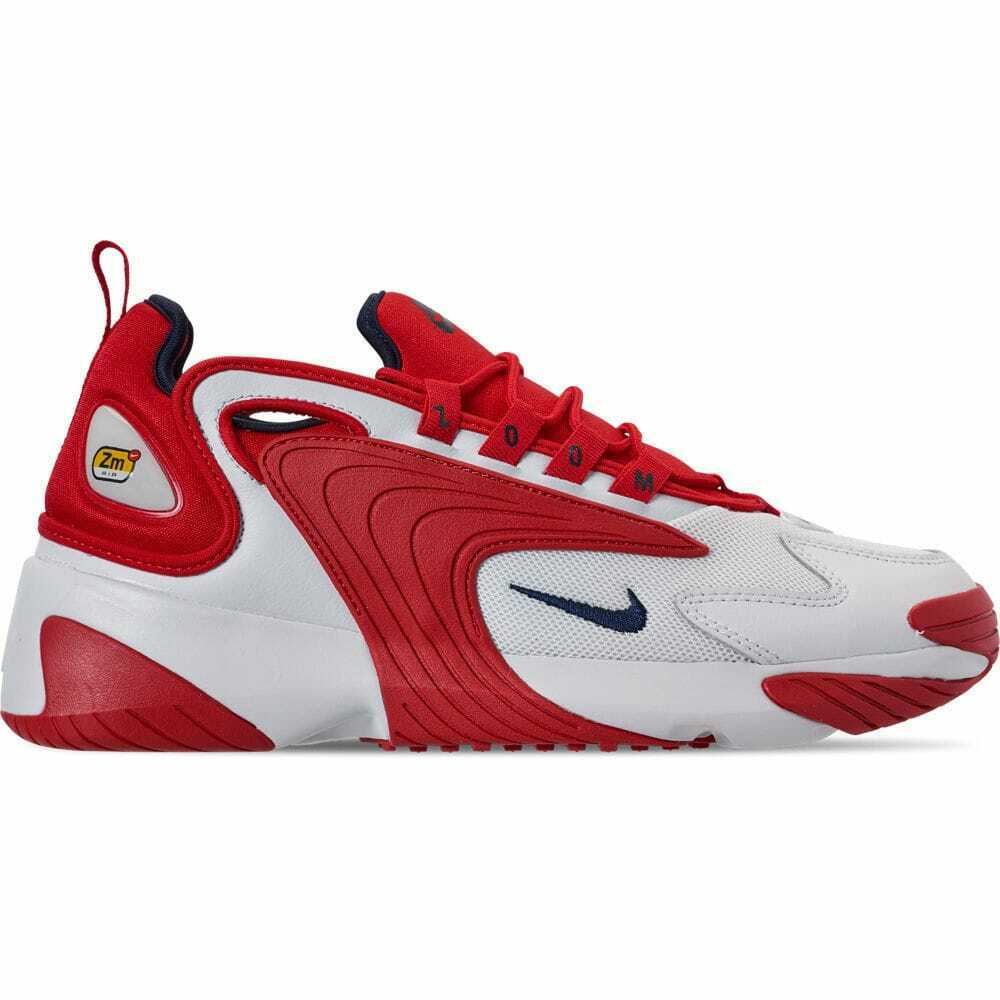 Men's Nike Zoom 2K Casual shoes White Red AO0269 102