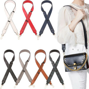 Replacement-Leather-Shoulder-Strap-Adjustable-for-Tote-Luggage-Cross-Body-Bags