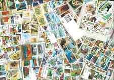 PROMOTION 1000 TIMBRES THEMATIQUE  TOUS DIFFERENTS : 4 PAQUETS DE 250 TIMBRES