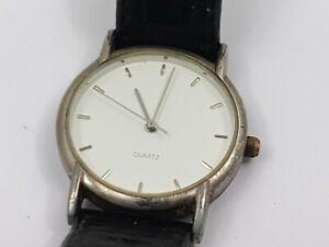Vintage-Gentleman-039-s-Quartz-Wrist-Watch-Vintage-Wrist-Watch