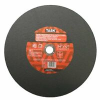 Task Tools 31418b 14-inch By 1/8-inch Metal Cutting Wheel, 1-inch Arbor, New, Fr on sale