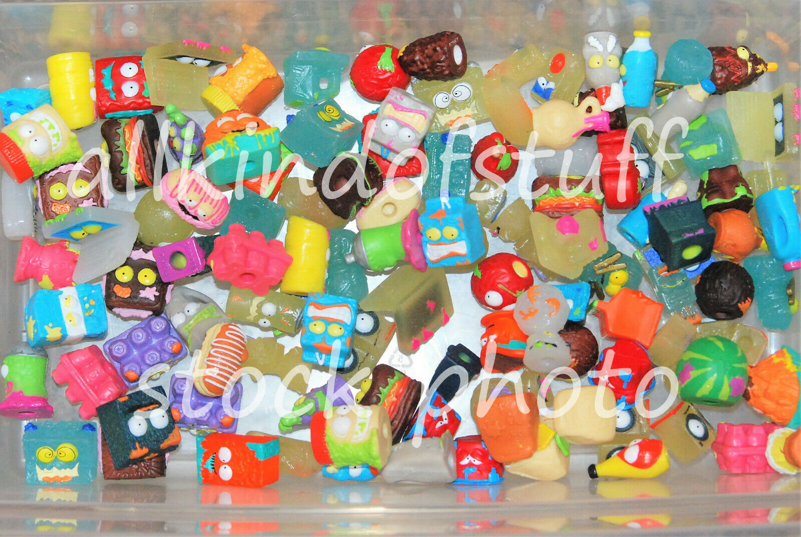 THE GROSSERY GANG SERIES 2 TRASHED TABLET 2-142 GLOWING FINISH