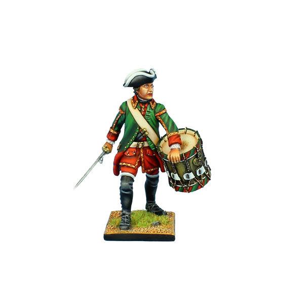 Första legionen  Sju års krig, SYW035 Ryska Apsheronsky musketörer Drummer