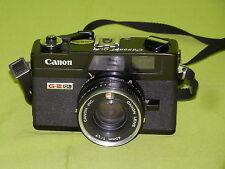 Canon G-III QL Canonet QL17 mit 1,7/40mm Objektiv Fotokamera 35mm Camera #BLACK#