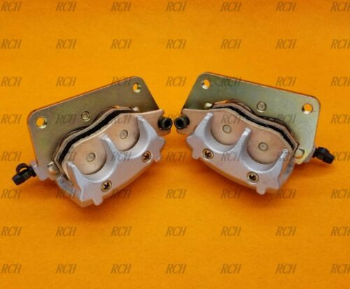 New Front Right Left Brake Calipers For 2006-2018 YAMAHA Raptor 700 700R YFM 700