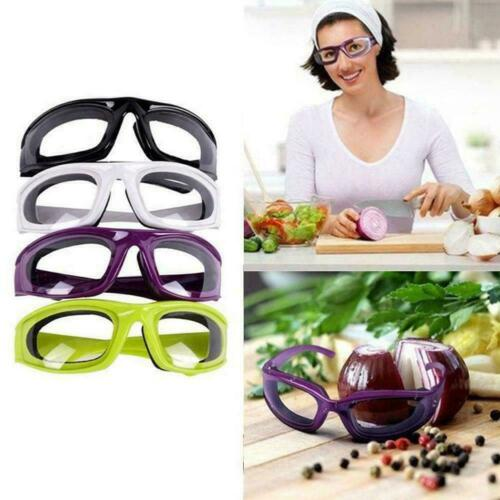 Onion Goggles Barbecue Eyes Protection Glasses Anti-Tear Kitchen Tools A2E1